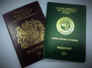 Immigration to Increase Price of International Passport... See Details